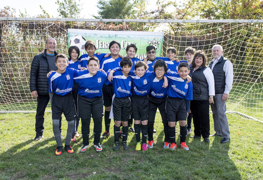 jersey city soccer association team